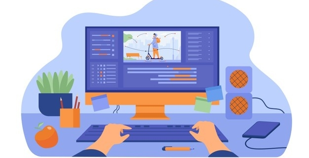 پلتفرم نوآری باز کوشا   تصویرسازی کامپیوتر